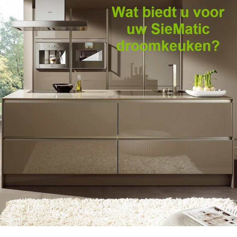 Siematic Keuken Aanbieding : SieMatic Keukens Keukenveiling Logo