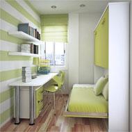 kleine slaapkamer kind – artsmedia, Deco ideeën