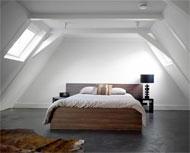 Slaapkamer op zolder maken advies ideeën informatie en tips