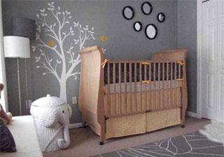 babykamer uitzoeken - advies ideeen informatie en checklist, Deco ideeën