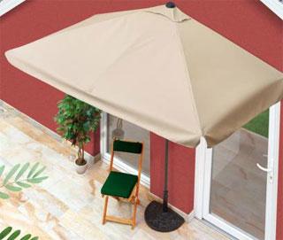 Parasol Voor Balkon.Rechthoekige Parasol Aanbiedingen Voorbeelden En Informatie