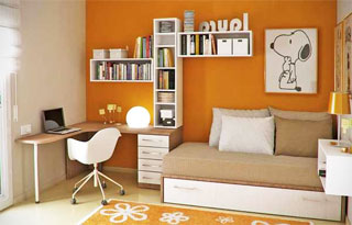 Как сделать самому мебель в спальне